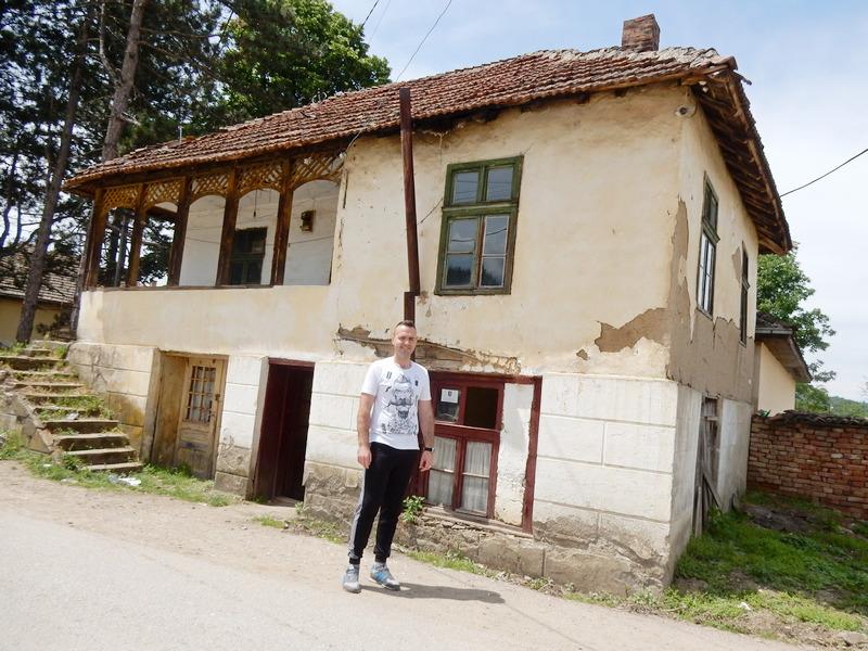 Stara kuća krije britanske tajne