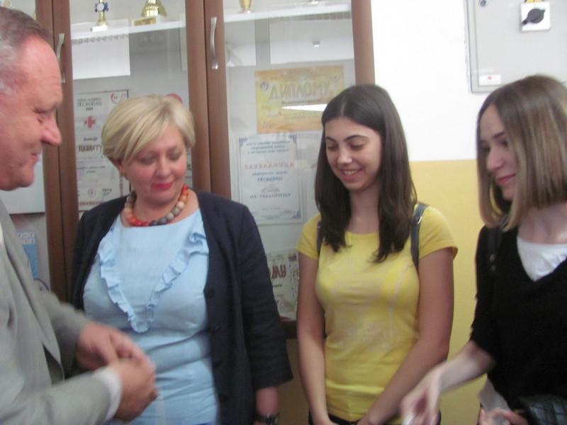 Gradonačelnik ponosan na uspehe leskovačkih učenika