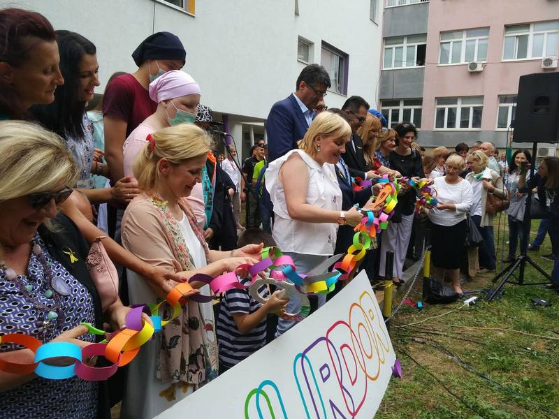 "Dečije hemato-onkološko odeljenje ""po meri"" dece otvoreno danas"