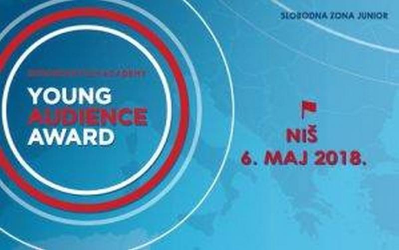 """Glasanje za """"Nagradu mlade publike"""" Evropske filmske akademije prvi put u Nišu"""