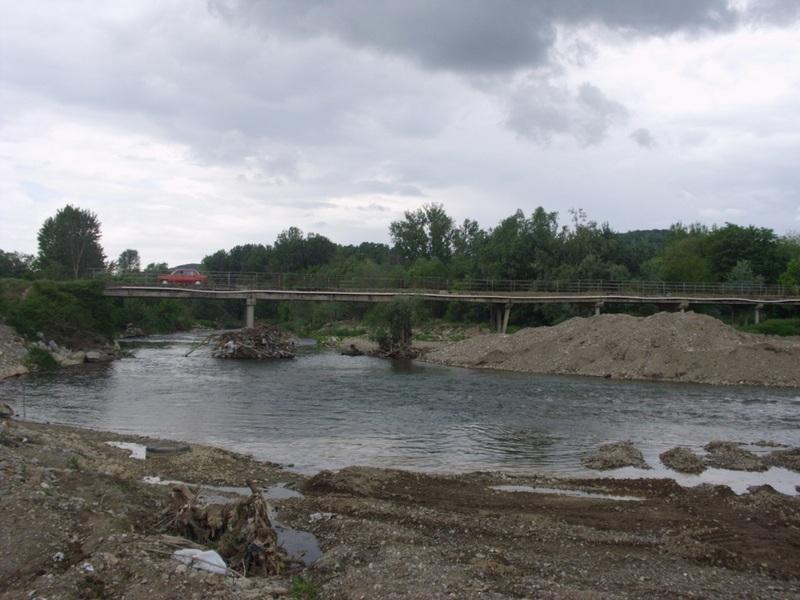 Prelaz preko Vlasine u Konopnici uskoro gotov