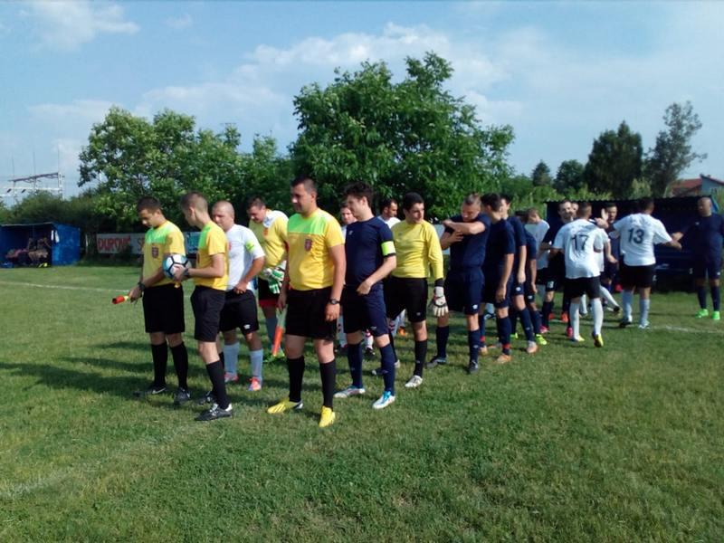 Burno na terenima Međuopštinske fudbalske lige Jablaničkog okruga