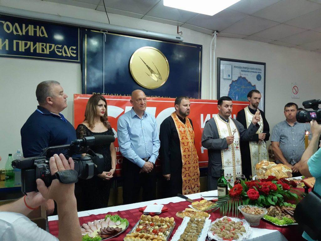 Slava SPS u Leskovcu, stranka puna ljudi