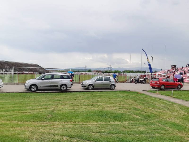 Tribine stadiona Dubočica poslednji put bile pune na Titovom sletu? (VIDEO)
