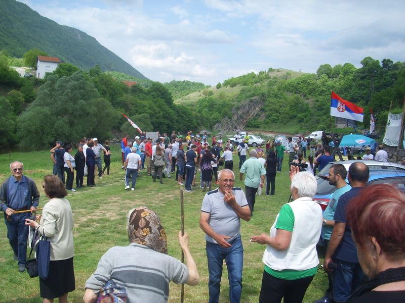 Poruka: Hidroelektrane pogrebna preduzeća za planinske reke