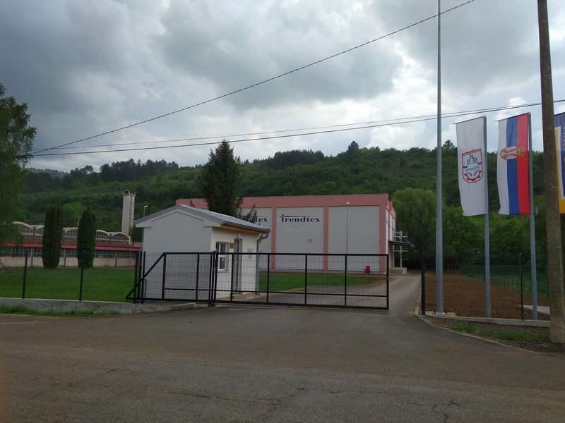U Beloj Palanci posle tri decenije otvoren prvi proizvodni pogon