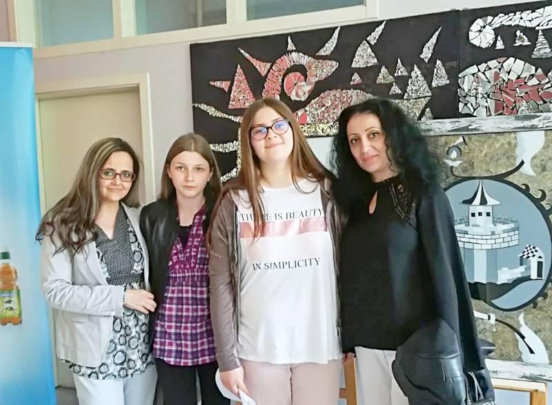 """Minja i Brankica osvojile nagrade na takmičenju """"Svetosavlje i naše doba"""""""