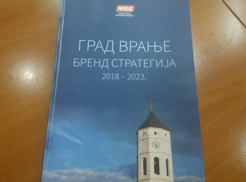 Izabran slogan: Vranje, grad koji ima dušu