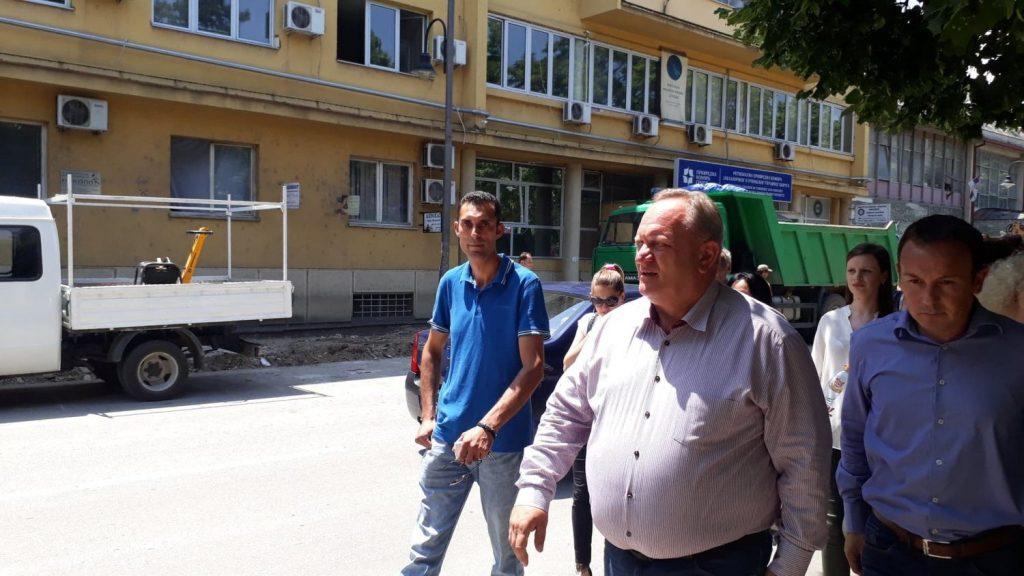 Gradonačelnik: Gorane Joviću, ovo je trebalo ti da radiš a ne ja!
