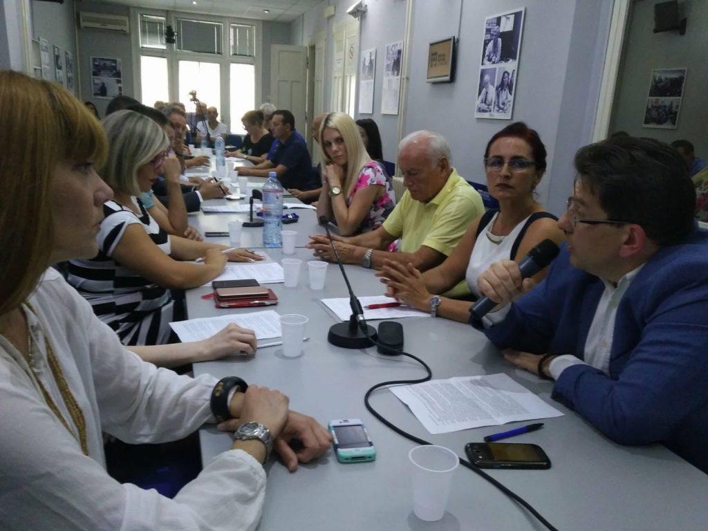Opozicija u Nišu sutra glasa protiv predaje aerodroma državi