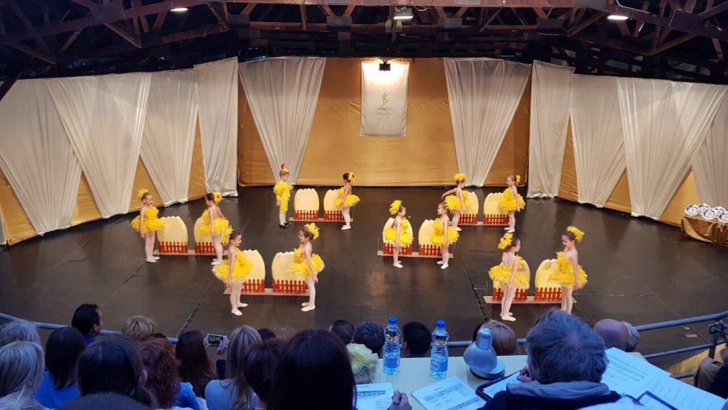 Male balerine iz Niša osvojile podijum, žiri i publiku