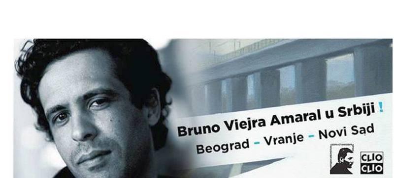 Portugalski pisac Bruno Viejra Amaral gost povodom Dana biblioteke