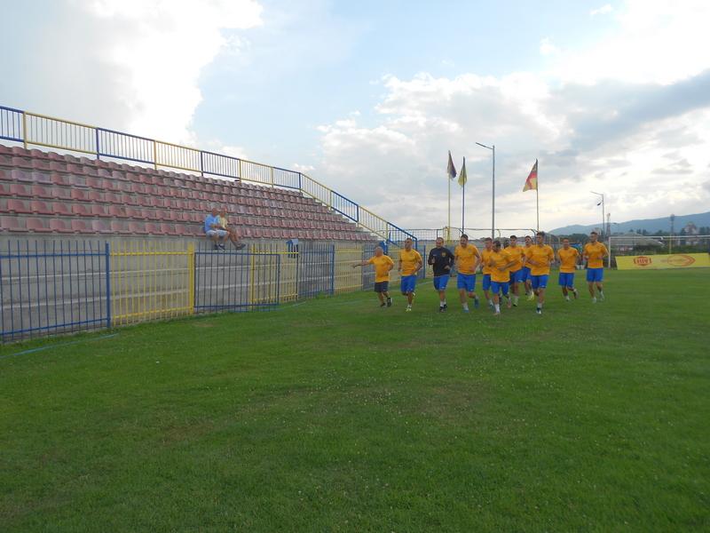 Snima se utakmica Crvena zvezda – Dimamo iz Vranja