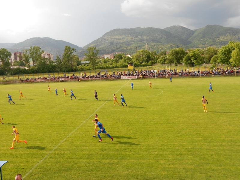 Dinamo pobedio u prijateljskom meču sa Radnikom