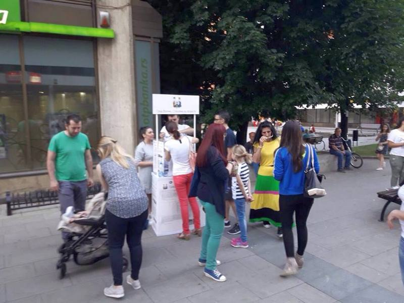 Građani odlučili: Zmaj školi 23 hiljade evra za renoviranje toaleta