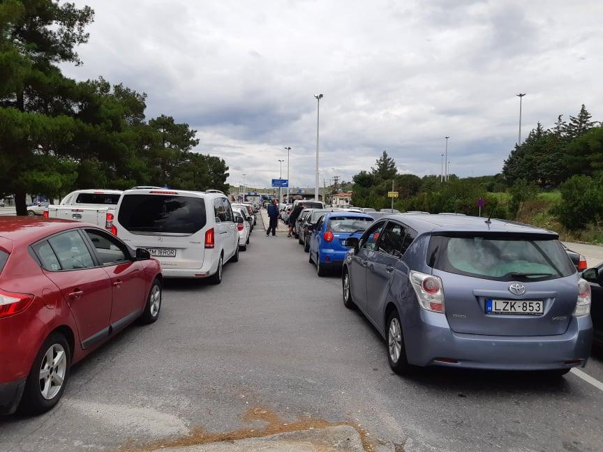 AMSS: Gužve u saobraćaju na svim putevima
