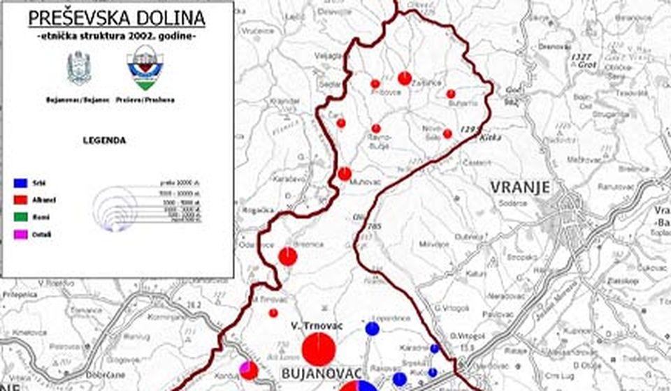 """RAT """"DIPLOMATSKIM"""" IZJAVAMA: Ako dođe do podele Kosova jug Srbije pripada Albancima?"""