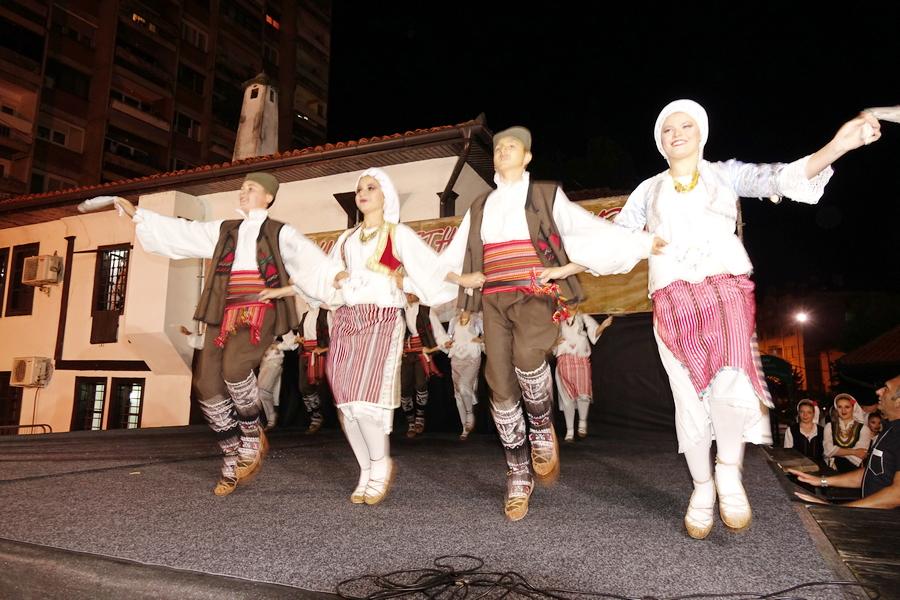 Počela fešta, otvoren Leskovački letnji festival