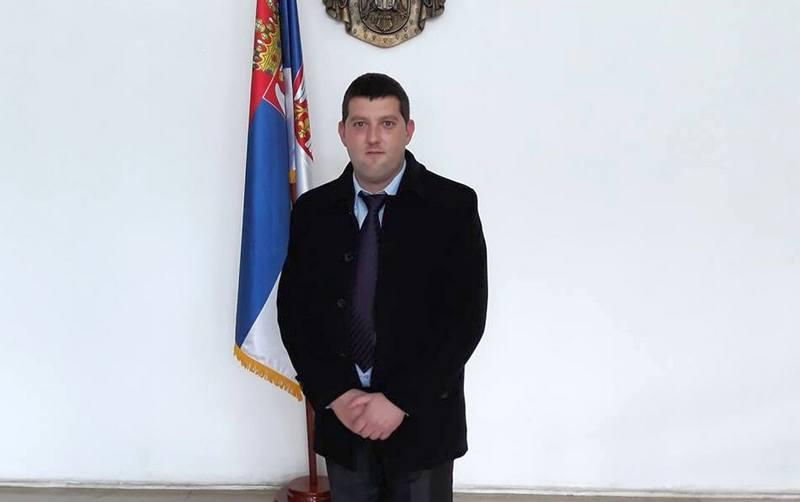 Novi predsednik Skupštine opštine Medveđa Milan Stevanović