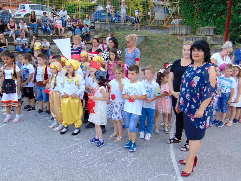 """""""Igre bez granica"""" za buduće đake prvake"""