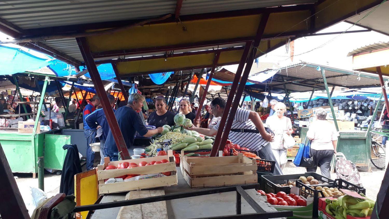 Leskovačka paprika sa PAPRENOM CENOM na beogradskim pijacama