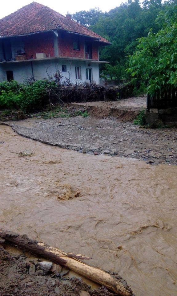 Aleksinčani i dalje u šoku zbog poplava,Turija nosila sve pred sobom