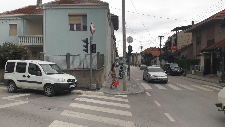 Najopasnija raskrsnica u Leskovcu dobila semafore
