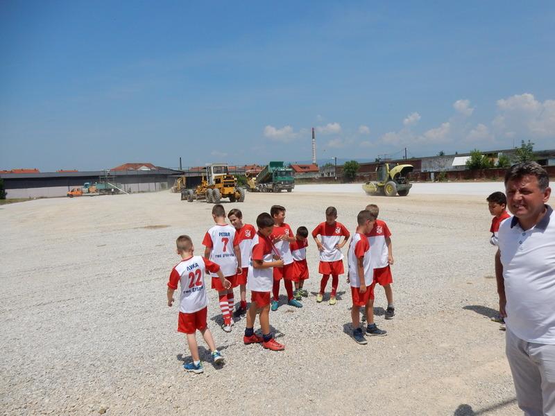 Do kraja meseca Leskovac dobija prvi stadion s veštačkom travom (VIDEO)