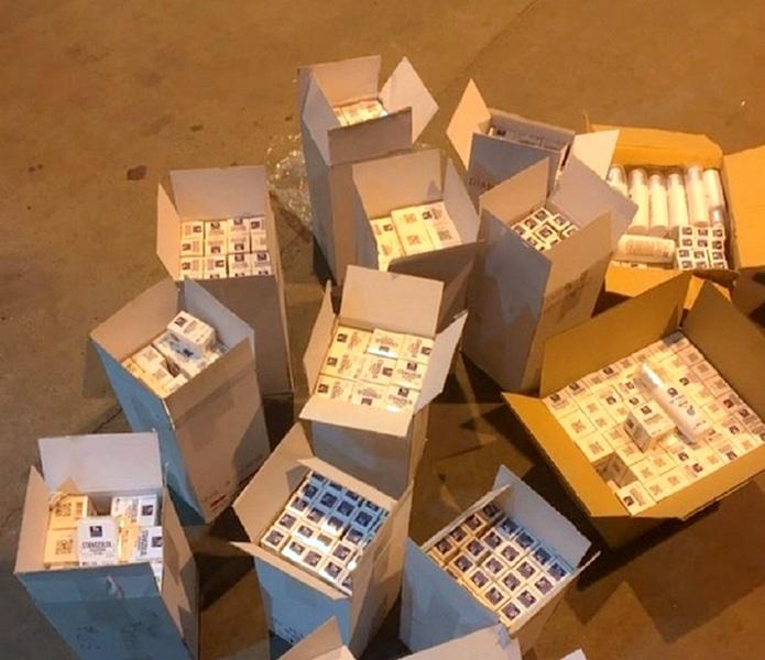 Tovar steroida i testosterona vredan preko 6,5 miliona dinara otkriven na Gradini