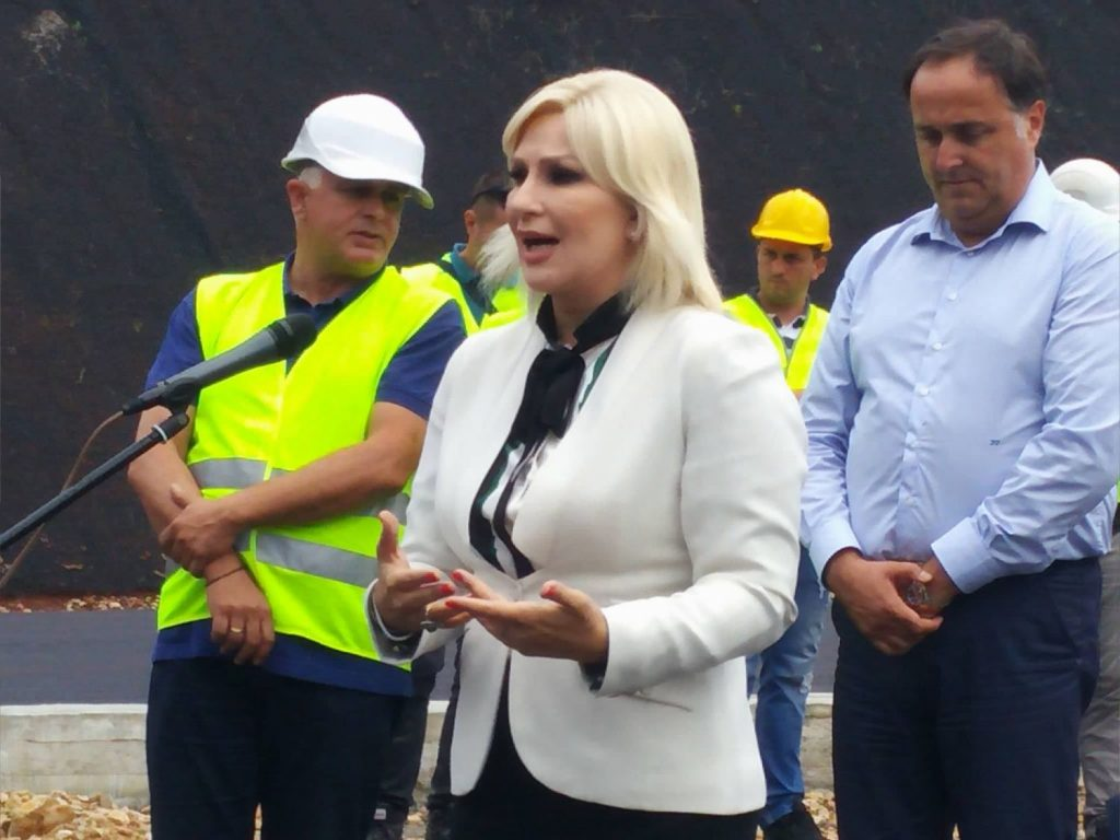 Zorana Mihajlović: Niški aerodrom beleži gubitak