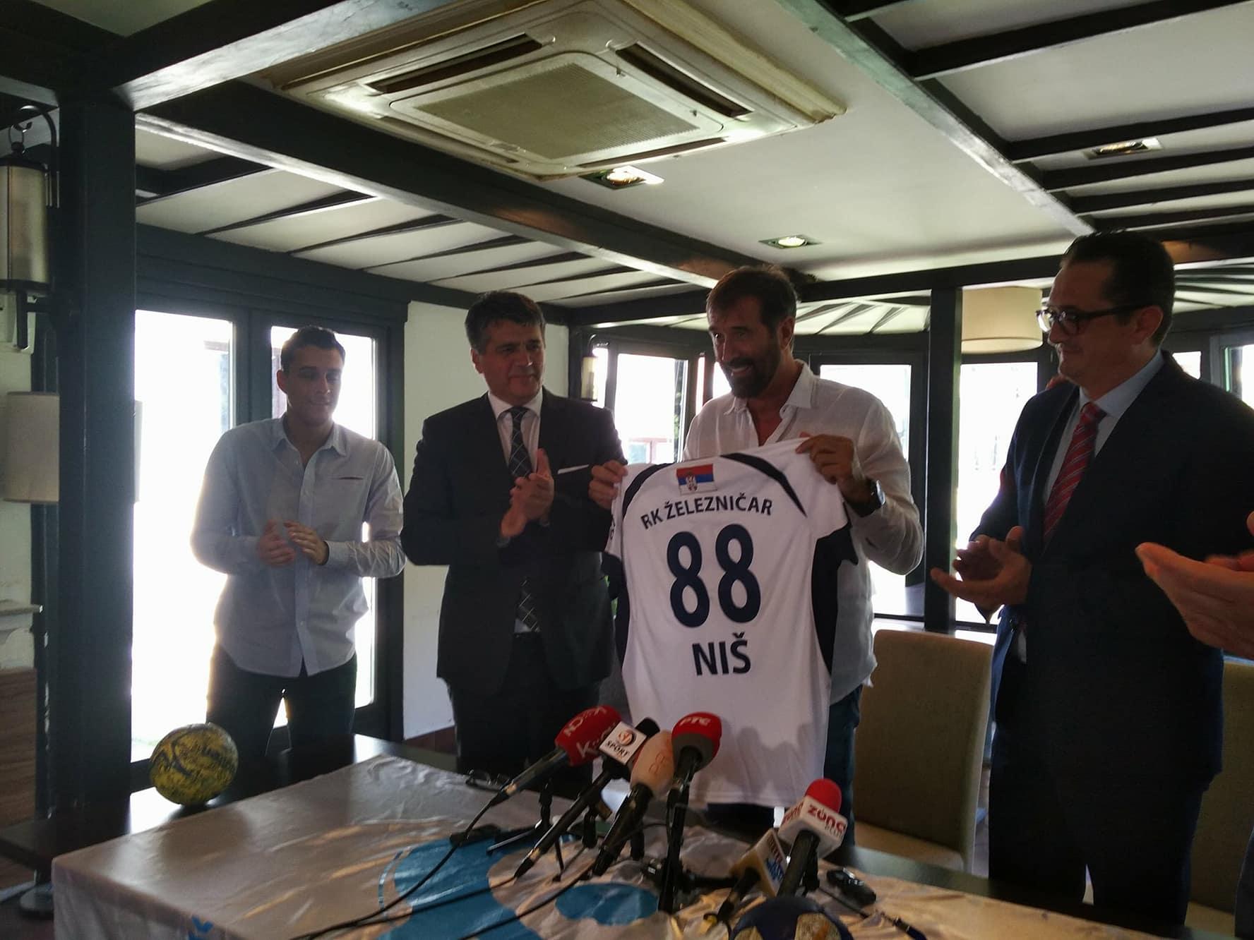 Vujović: Ambicije Želje su da osvoji domaće prvenstvo i SEHA kup