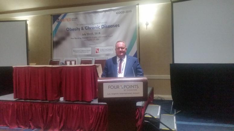 Cvetanović prezentovao svoju doktorsku disertaciju u Los Anđelesu