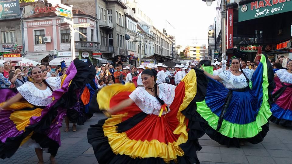 ODBROJAVANJE do Međunarodnog festivala folklora u Nišu