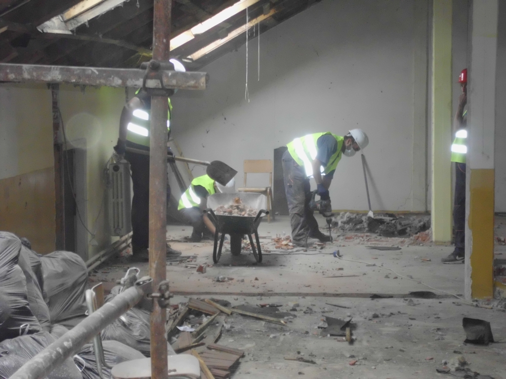 Prva rekonstrukcija škole posle 37 godina  (VIDEO)
