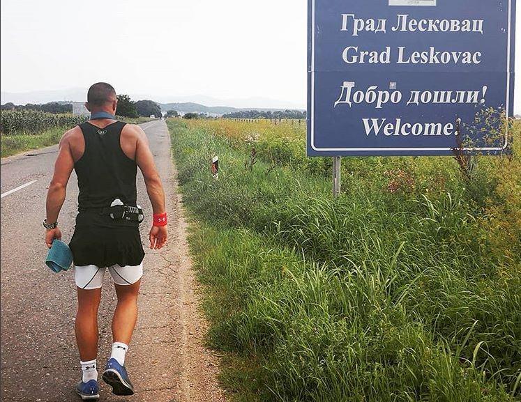 U trci za život prvog dana osvojio Leskovac, danas Grdelicu (VIDEO)