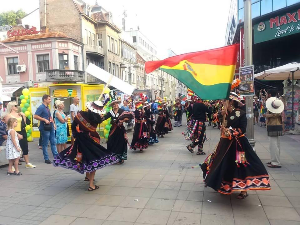 Koloriti narodnih nošnji i muzike različitih nacija obojili Niš