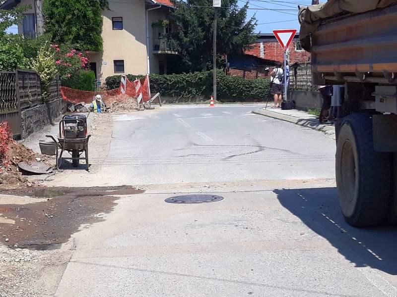 Još jedna ulica dobila novu vodovodnu mrežu