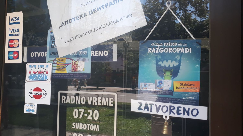 "Leskovčani noću nemaju gde da kupe lekove, u ""sitne sate"" po lek u Niš, Vranje…"
