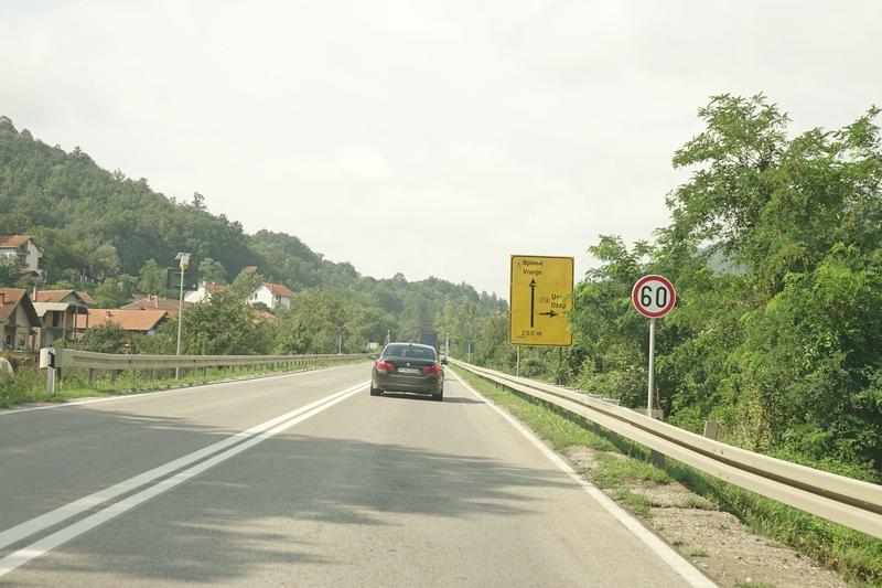 Lažni policajac opljačkao strane državljane na auto-putu u blizini Vranja