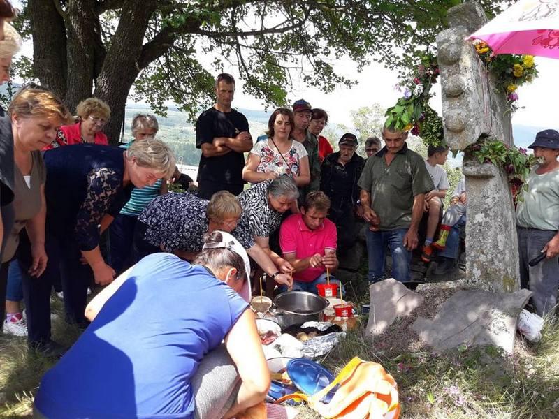 Sećanje na nekadašnji životu Kamenom selu