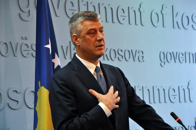 Tači: I danas sam za pripajanje Preševa, Medveđe i Bujanovca Kosovu