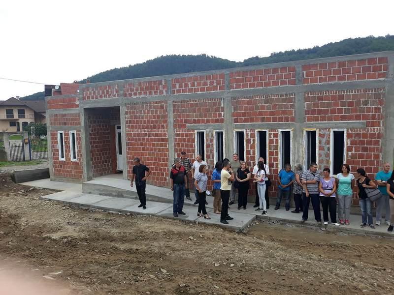 Gradi se objekat Mesne zajednice u Maloj Kopašnici
