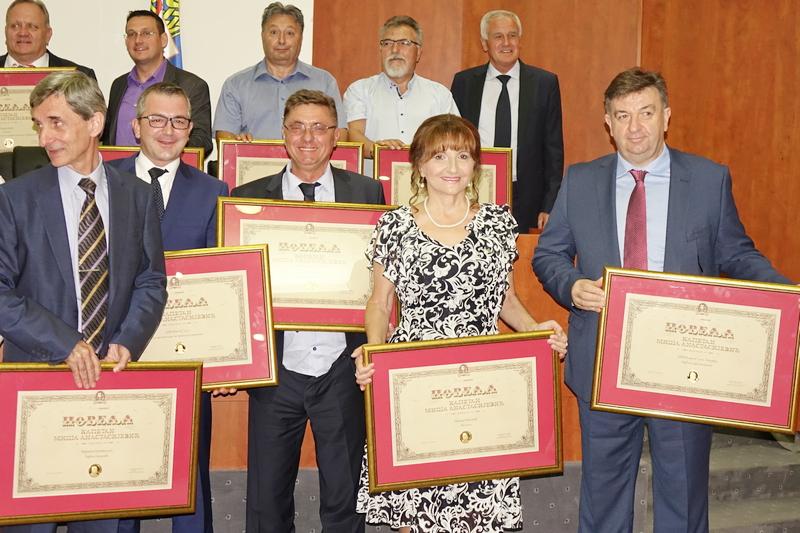 Dodeljene nagrade Kapetan Miša Anastasijević, oni su NAJBOLJI MEĐU NAJBOLJIMA – (VIDEO)