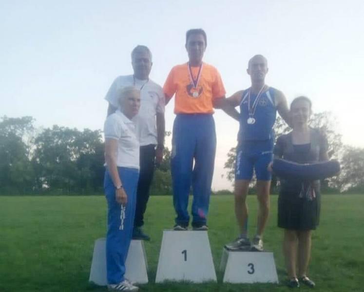 Leskovčanin ponovo najbolji senior atleta u Srbiji