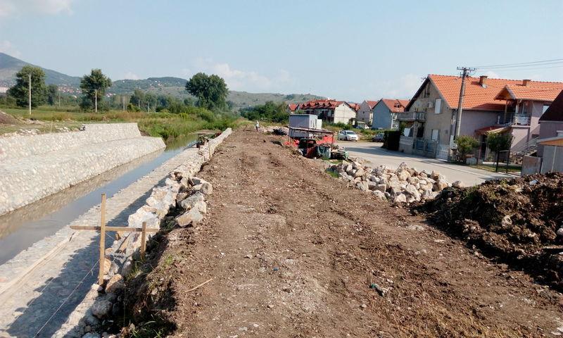 Nazire se kraj desetogodišnjem uređenju kanala Rogoz