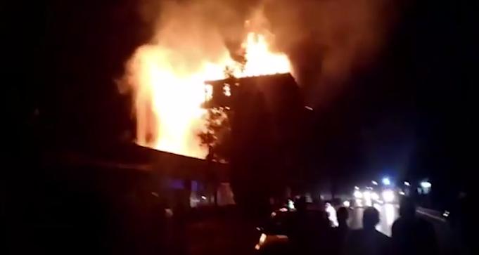 "Lokalizovan požar na hotelu ""Partizan"" u Niškoj Banji"