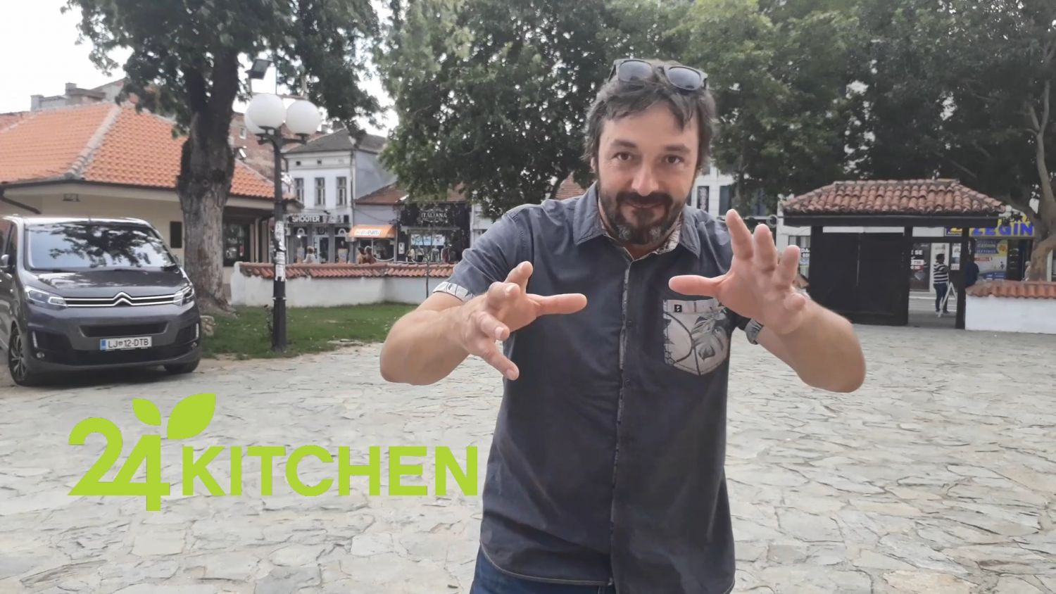 24KITCHEN snima u Leskovcu (VIDEO)