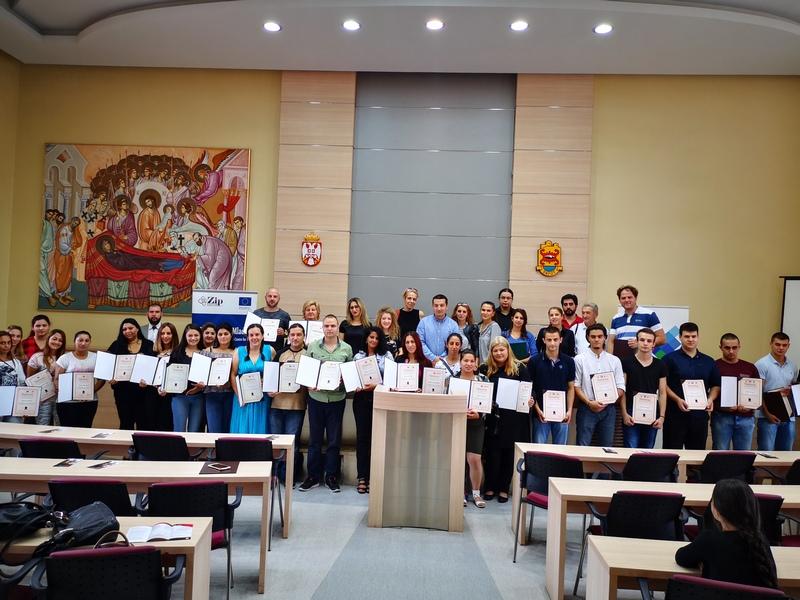 Nova dragocena znanja i šansa za zaposlenje mladih u Pirotu