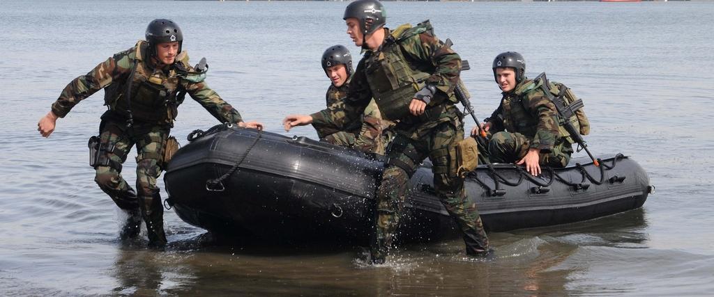 NATO vojska u čizmama Tigra iz Pirota