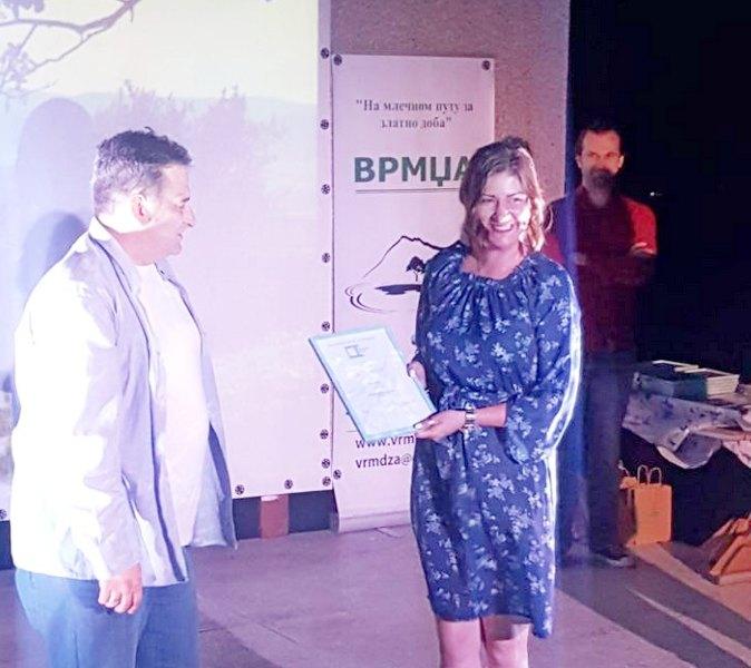 Debitantski film Vanje Jocić nagrađen na Vrmdžafestu